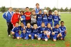 Teamfotos 2008
